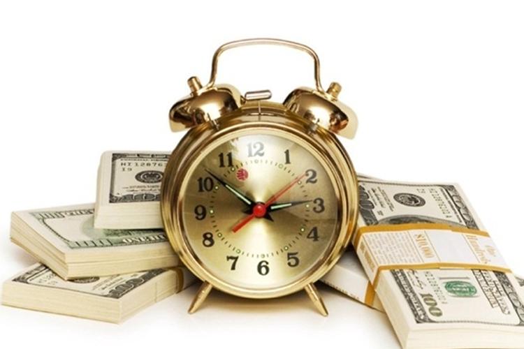Giá trị tiền tệ theo thời gian – Thời gian là tiền bạc