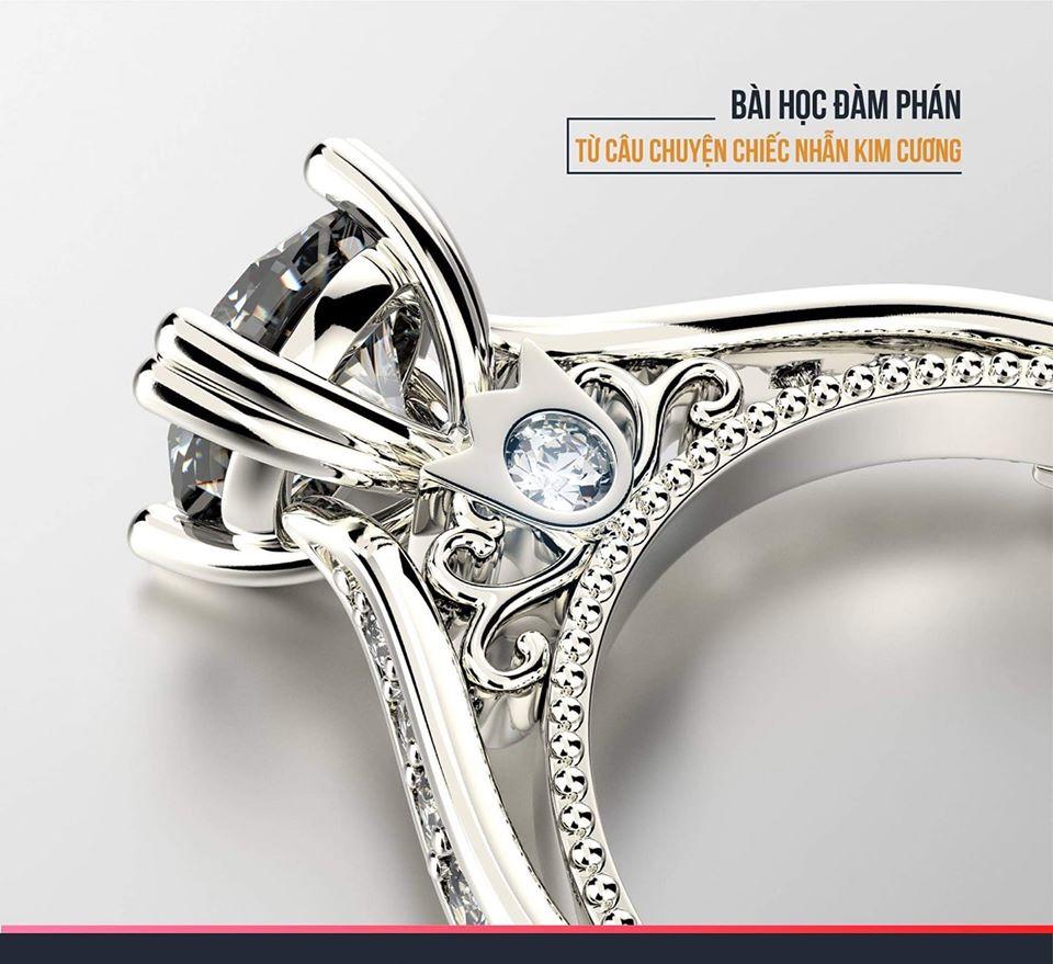 Bài học về nghệ thuật đàm phán: Chiếc nhẫn Kim cương